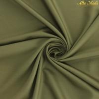 Alta Moda Semi Wool & Silk Super 200S By Hermas Army Green (1M)