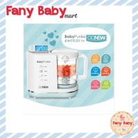 OONEW BABY PUREE 6IN1 BABY FOOD PROCCESSOR MICHELLIN SERIES