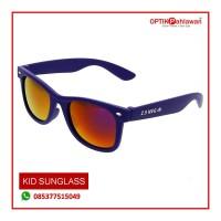 Kacamata Sunglass Anak Laki-laki Cowo/Cewe 2.5 NVG untuk Anti UVA/UVB