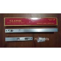 Grendel Tanam Classic 6 inch + 12 inch, Grendel Pintu, Selot Pintu