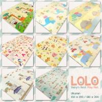 Kids and Baby LOLO Play mat uk 150 x 200 (RANDOM)