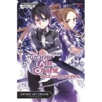 Sword Art Online 10 (light novel) : Alicization Running