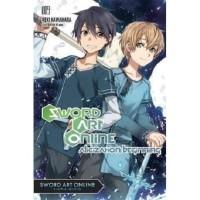 Sword Art Online 9 (light novel) : Alicization Beginning