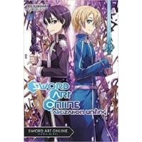Sword Art Online, Vol. 14 (light novel) : Alicization Uniting