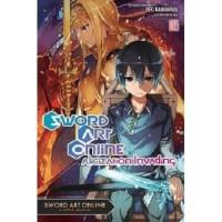 Sword Art Online, Vol. 15 (light novel) : Alicization Invading