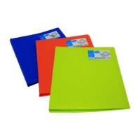Display book /clear holder bantex ukuran F4 60 lembar (3187)
