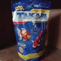 Takari Mix 500 Gr 5mm / Pakan Ikan Hias / Fish Food Pelet Ikan