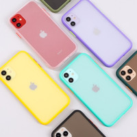 BEST QUALITY! 8 COLOR - SLIM HYBRID CASE FOR IPHONE 6 7 8 X XS Max 11