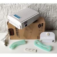 NOTEBOOK COOLER/ Exhaust / Vacuum / Kipas Laptop / Fan JM MAXPRO M6