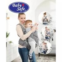 Baby Safe Gendongan Bayi HipSeat Criss Cross Backstrap BC07 ORIGINAL B