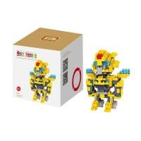 BUMBLEBEE AUTOBOT TRANSFORMERS 9401 LEGO NANO BLOCK/MINI BRICK LOZ