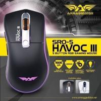 Mouse Gaming ARMAGEDDON HAVOC 3