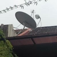 Indovision / Mnc Vision antena parabola