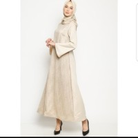 Gamis Valino Ladies Abaya / Pakaian Muslim Wanita D-YEEK10-C1