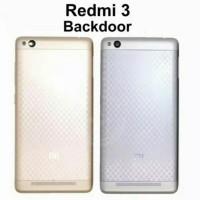 Backdor tutup belakang Xioami Redmi 3