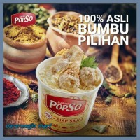 Hot Popso Bakso Sehat Dalam Cup