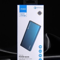 Powerbank VIVAN VPB F10S 10000 mAh - 2 In - Fast Charge