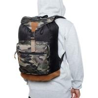 BLOODS Tas Bag Pack Prodigi 02 Black Army