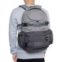 BLOODS Tas Bag Pack Cleano 02 Grey