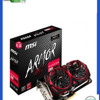 Promo VGA MSI Radeon RX 570 8GB DDR5 - Armor MK2 8G OC Murah
