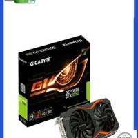 Jual GIGABYTE GEFORCE GTX 1050 TI 4GB DDR5 G1 GAMING Murah