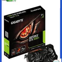 Promo Gigabyte GeForce GTX 1050 Ti 4GB DDR5 OC Series Limited