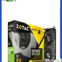 VGA NVIDIA Zotac GeForce GTX 1060 3GB DDR5 AMP Edition Berkualitas