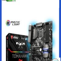 Dijual MSI Z370 Tomahawk (LGA1151, Z370, DDR4, USB3.1, SATA3) Diskon