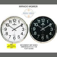 Jam dinding MIRADO MQ-8828 accessories