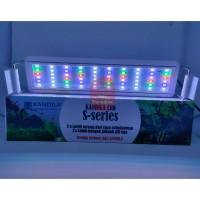 Kandila S400 S400RGB S-400 RGB Lampu Aquascape - LED Aquarium