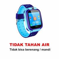 Kids Smartwatch Anak Imoo Q12 Anti Air - Biru Non Water
