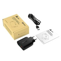 Aukey PA-T13 wall charger 33W 2 ports Quick Charge 3.0