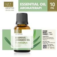 Nu Aroma Essential Aromatic Oil Eucalyptus / Kayu Putih