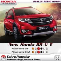 New Honda BR-V E I Down Payment