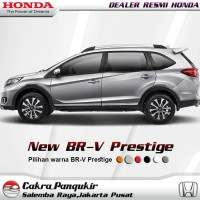 New Honda BR-V Prestige I Booking Fee