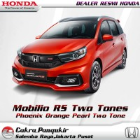 New Honda Mobilio RS Two Tones I Down Payment