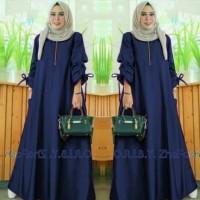 GAMIS jumbo lana navy xxl baju wanita big size bagus murah lan gm