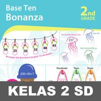 Base Ten Buku Keterampilan Aktivitas Kelas 2 SD Belajar Berhitung