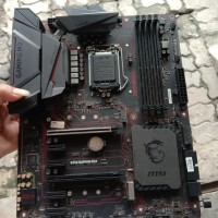 MOTHERBOARD MSI B250 GAMING M3 SOCKET 1151 DDR4