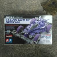 Avante Mk.III Nero Clear Violet Special