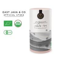 East Java & Co Organic White Tea - Loose Leaf 35g (Teh Putih Organik)