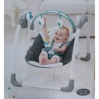 Ayunan Bayi Otomatis Cocolatte 6558 Weeler Deluxe Portable Swing