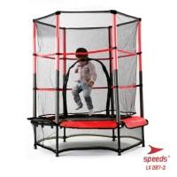 Trampoline Untuk Anak Anak Trampolin Lompat Olahraga Original Speeds M
