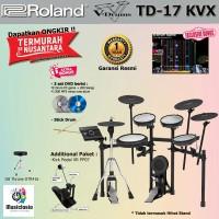 Roland TD-17KVX + Pedal + Stools / TD17KVX / TD17-KVX VDrums Elektrik