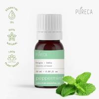 PURECA Essential Oil Peppermint Esensial Atsiri Aroma Terapi Difuser
