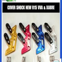 COVER SHOCK KUPINGAN SPAKBOR YAMAHA VIXION R NEW R15 VVA V3 & XABRE