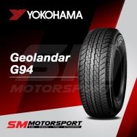 Yokohama Geolandar A/T G94CV 265 65 r17 112S Ban Fortuner/Hilux