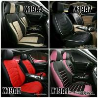 Sarung Jok Mobil Toyota Yaris 2017 - 2018 Bahan Maestro