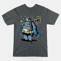 Baju Kaos Bat Hero 6 T-Shirt