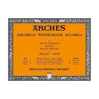 ARCHES Rough 300gsm 46x61cm Watercolour Paper Block